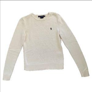 Ralph Lauren Sport Crewneck Sweater Size M